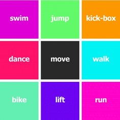 Just Move. #fitness #motivation
