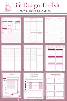 Latest Cost-Free life planner printable Strategies Have you been ready to begin with with printable planner inserts? If you're new to printables or j Planner Free, Work Planner, Printable Planner Pages, Goals Planner, Planner Template, Happy Planner, Free Printables, Weekly Planner, Free Daily Planner Printables