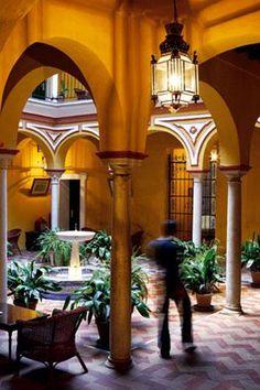 Hotel Las Casa de la Juderia, Sevilla, Spain