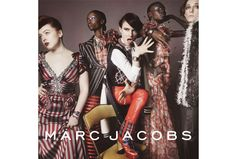 Juliette Lewis , Ruby, Riley, Alek and Mattia by David Sims for Spring/Summer 2016 Marc Jacobs, David Sims, Campaign Fashion, Lgbt Rights, Rupaul, Dream Team, Advertising Campaign, Spring Summer 2016, Beauty