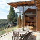 Oregon Desert Home Designed by Nature   INTERNATIONAL ARCHITECTURE & DESIGN