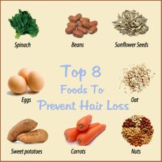 Is your hair thinning? Include these foods are in your diet. They'll help keep your scalp healthy, happy and hairy.