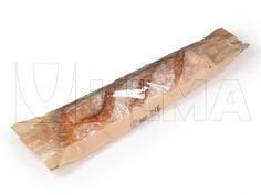 Bread packaging in flow pack (hffs) — ULMA Packaging Bread Packaging, Packaging Solutions, Confectionery, Biscuits, Flow, Bakery, Packing, Crack Crackers, Bag Packaging