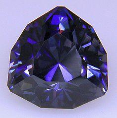 10 Most Rare Gemstones in the World - Benitoite Rare Gemstones, Minerals And Gemstones, Rocks And Minerals, Gem Diamonds, Pink Stone, Rocks And Gems, Gems Jewelry, Jewellery, Gemstone Colors
