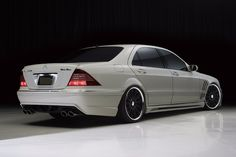 HOT sell w220 body kit for MB S-CLASS W220 w-style 2003~2006