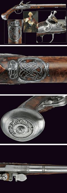 An important pistol from the property of Landgraf Ernst Ludwig von Hessen Darmstadt, Germany late 17th century.
