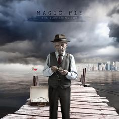 "Magic Pie's 2011 release ""The Suffering Joy"""