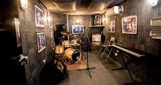 home rehearsal studio