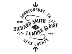 Smith Lumber.  by Colin Miller