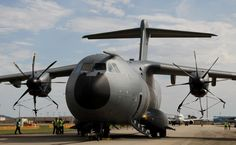 A400M Global Support Service Contract Signed via @aeroaustralia
