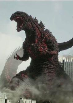 Godzilla........