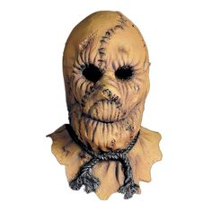 Latex Halloween Masks, Theme Halloween, Adult Halloween, Halloween Decorations, Scary Scarecrow Costume, Scarecrow Mask, Halloween Costumes For Kids, Diy Scarecrow, Halloween Ideas