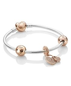 discover a huge selection of pandora charm bracelets, rose gold, leather bracelets, enjoy off price, top quality with quality assurance. Bracelet Pandora Rose, Pandora Leather Bracelet, Pandora Rose Gold, Pandora Jewelry, Charm Jewelry, Pandora Charms, Jewelry Art, Gold Jewelry, Pandora Rings