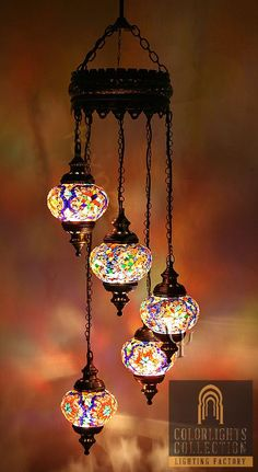 Mosaic Chandelier * These are beautiful . I might as well dream big lol! Chandelier Bougie, Chandeliers, Chandelier Lamp, Moroccan Chandelier, Lamp Light, Light Up, Turkish Lamps, Turkish Lanterns, Turkish Lights