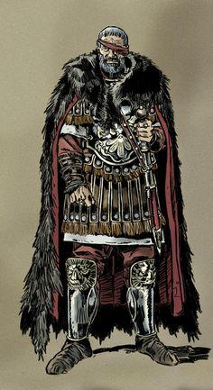 Quinto Sertorio // Destacado político y militar romano de la época final de la República romana, célebre por el movimiento antisilano que dirigió en Hispania. Posteriormente fue mitificado como héroe nacional de España.