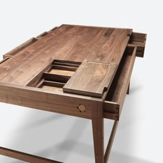 WEWOOD_BS01_desk_walnut_1 Available in South Africa ESTABLISHMENT - 0214626492 or info@establishment.co.za