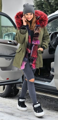Furs-outlet is located in Poland. We sell chinchilla, fox, sable and parkas with fur.  We sell for wholesalers and privet customers. We are able to make any order - customize parkas and furs. Fast delivery very good prices. Contact + 48 61 435 40 70. We speak Russian - Jana, German - Paula, English - Joanna, Justyna, Klaudia, Paula, Sonia.