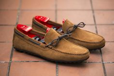 Buy two pairs of Driving Loafers & receive the 3rd pair FREE!