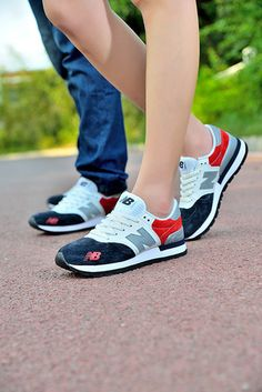 Men And Women New Balance 990 NB990 Shoes 990 France Flag Navy White  Red 43ea1003b
