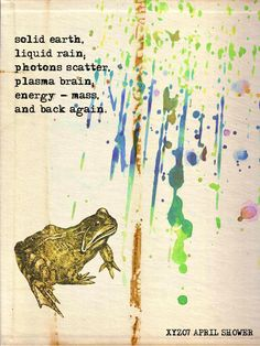 12 Beautifully Illustrated Poems Celebrating Science And Nature