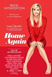 Home Again - Directed by Hallie Meyers-Shyer. With Reese Witherspoon, Michael Sheen, Candice Bergen, Pico Alexander. Life for a single mom in Los Angeles takes an unexpected turn when she allows three young guys to move in with her. Reese Witherspoon, Lake Bell, Best Romantic Comedies, Romantic Comedy Movies, Comedy Films, Candice Bergen, Michael Sheen, Hd Movies Online, Tv Series Online