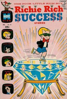 Richie Rich Success Stories #12