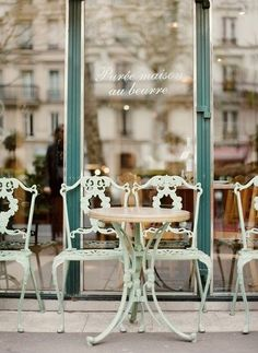 42 ideas outdoor cafe seating coffee shop paris france for 2019 - Frauen Haar Modelle Restaurants In Paris, Paris 3, I Love Paris, Paris City, Cafe Seating, French Cafe, French Style, French Bistro, French Food