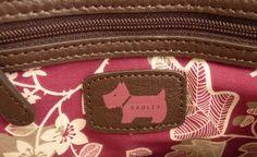 Radley Brown Across Body/Shoulder Bag - 'Stables' - BNWT - RRP £129 - NEW | eBay
