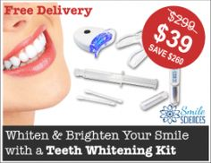 Smile Sciences Teeth Whitening Kit from Smile Sciences