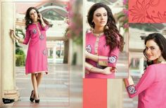 Beautiful Pure Bamber Kurti/Designer Kurti Xl and xxl size