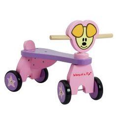 Woezel & Pip Vierwieler - Roze