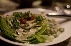 Theme Restaurants Copycat Recipes: The Melting Pot Wisconsin Wedge Salad
