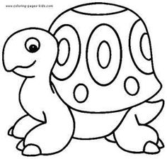 coloring pages of turtles - Bing Images