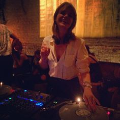 Loving Djing at The Chiltern Firehouse in London. The best venue with a great quality music policy. https://www.facebook.com/HainesMusic Mr&Mrs Haines www.jaimie.co.nz