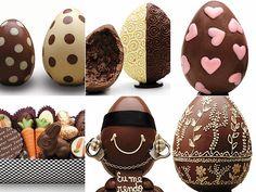 É,a época mais gostosa do ano chegou,e sim apesar de todo o significado religioso,quando ela chega pensamos apenas nos quilinhos em chocola...
