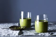 Matcha Smoothie recipe on Food52