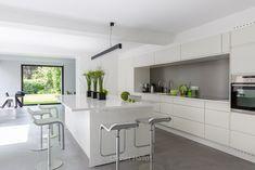 #white #home #interior