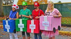Mario family costume ideas - Google Search