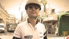 New Zealand International Film Festival 2016 - Le Ride - Amazing Race supremo Phil Keoghan jumps onto a 1928 bike to ride the Tour de France as experienced by Kiwi Harry Watson #nziff