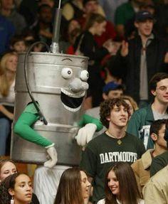 Dartmouth College -- Keggy the Keg