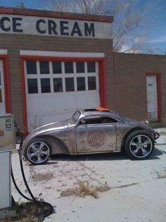 1965 Volkswagen Bug Volksrod Rat Rod ♥