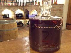 Unser Whisky Nr.2, Roggen Grain 5 yo. Whisky, Grains, Rye, Schnapps, Whiskey, Korn