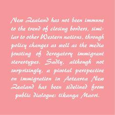 New Zealand racist immigration policies. #newzealand #racism #immigration #policies #maori #tikanga #derogatory #stereotypes https://www.facebook.com/racialequityaotearoa/