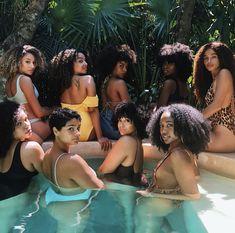 Black is Beautiful Beautiful Black Girl, Beautiful Women, Black Girl Magic, Black Girls, Make Up Glow, Curly Hair Styles, Natural Hair Styles, Brown Skin Girls, Black Girl Aesthetic