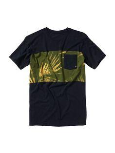 Palm Dust Slim Fit Pocket T-Shirt