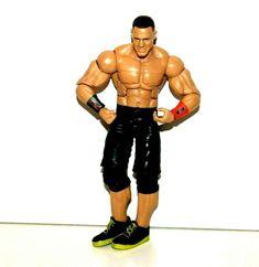 #Mattel #W6535 #WWE Series 17 Elite #Collector #JohnCena #Action #Figure 7'' John Cena, Indiana Jones, Iron Man, Wwe, Movie Tv, Action Figures, Superhero, Sports, Fictional Characters