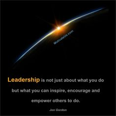 #quotes #Leadership - what is it about?