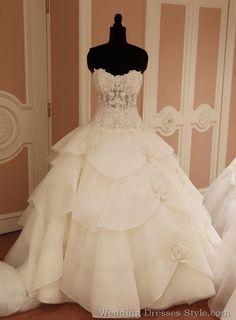 Wedding dress Eve of Milady