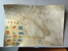 relecture de l'arbre de vie de G. Klimt