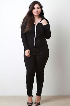 c0a0b4037c0db Tips on How To Style Jumpsuits For Plus Size Women http   www.